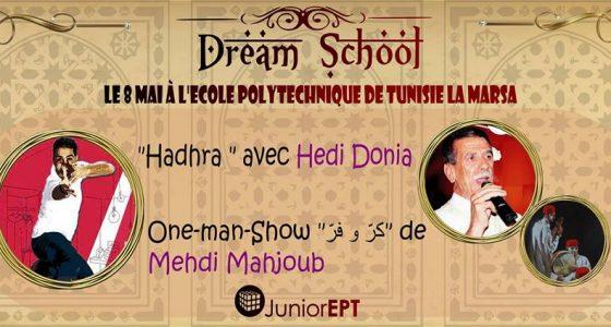 DreamSchool : Evénement organisé par JuniorEPT