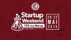 Startup Weekend TPS-La Marsa
